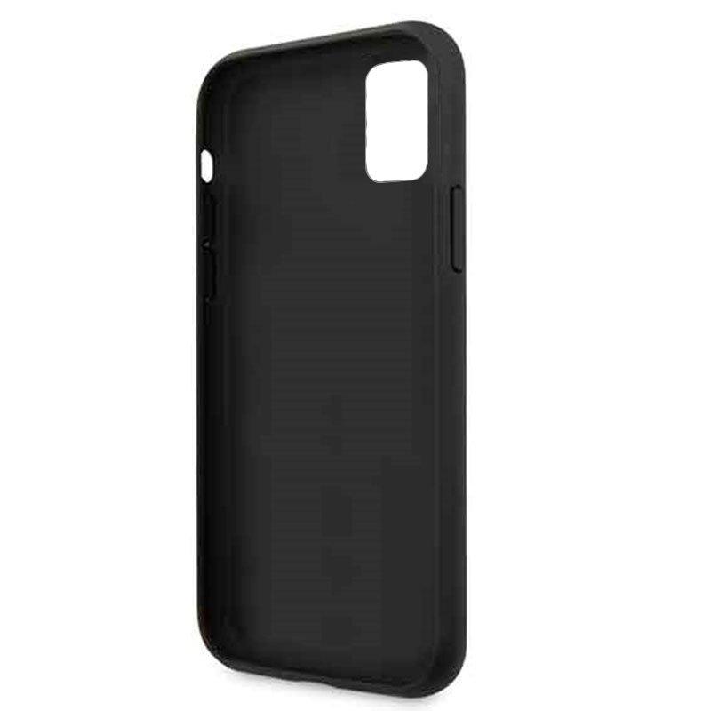 Carcasa Samsung A415 Galaxy A41 Licencia Guess Tela Negro
