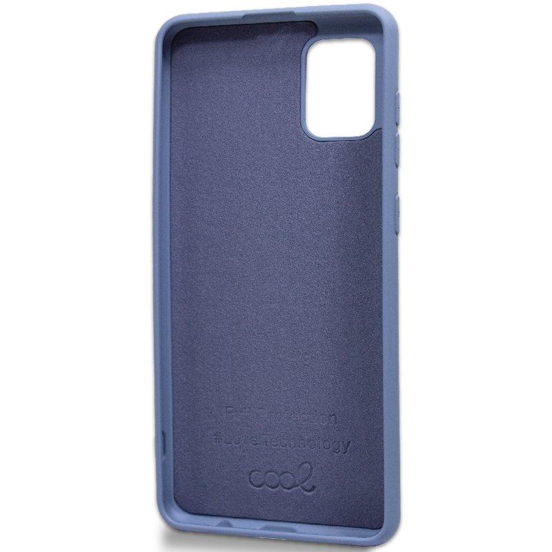 Carcasa Samsung A515 Galaxy A51 Cover Azul