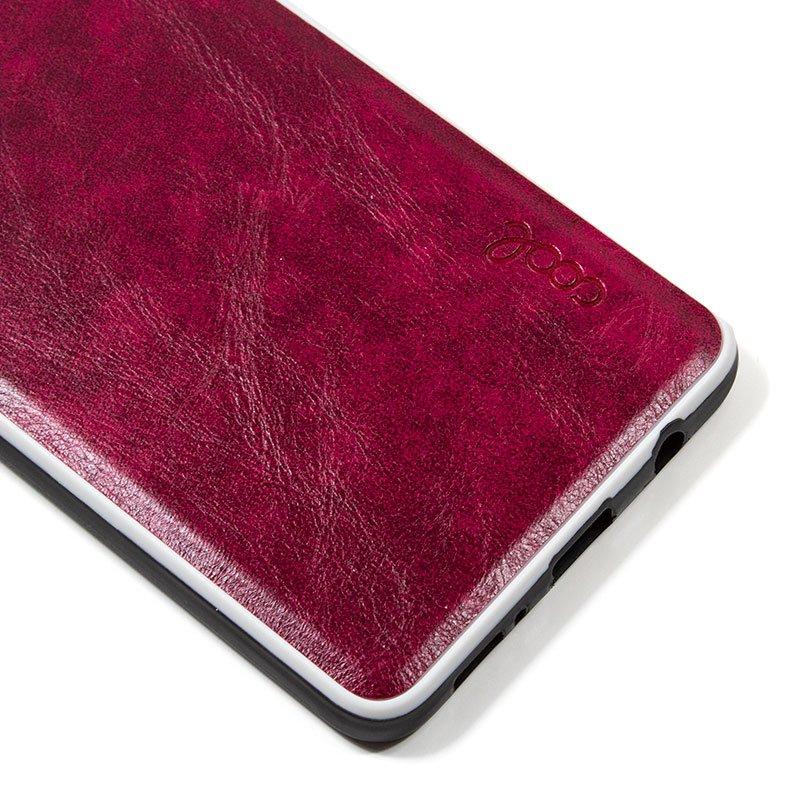 Carcasa Samsung A715 Galaxy A71 Bali Granate