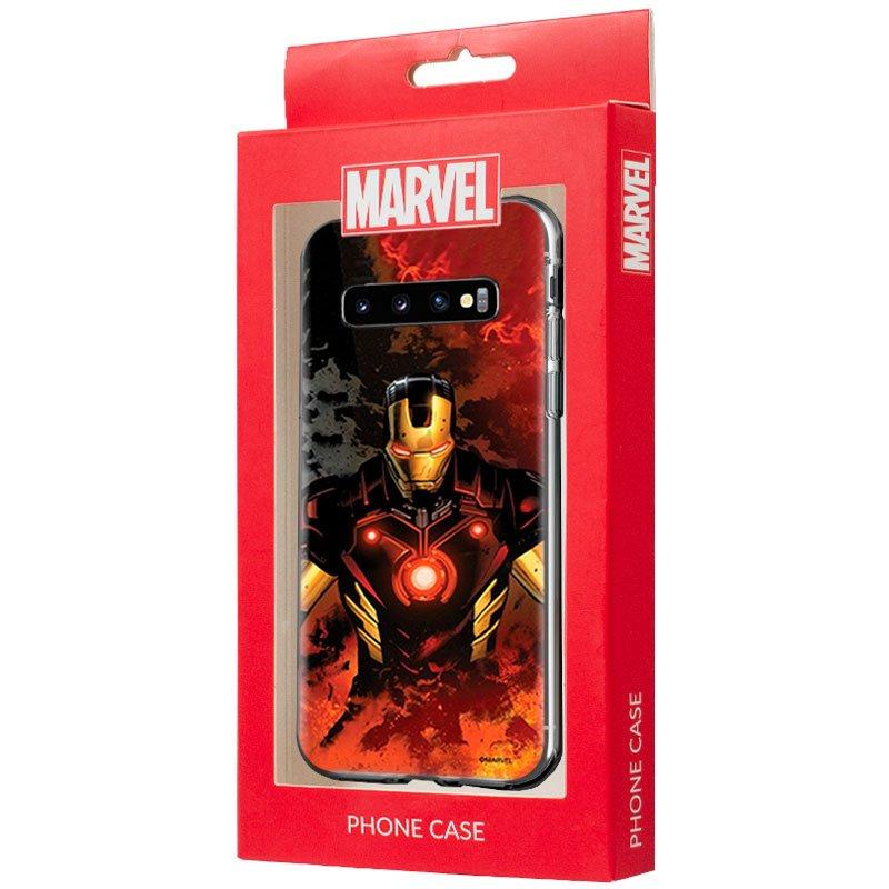 Carcasa Samsung G973 Galaxy S10 Marvel Iron Man
