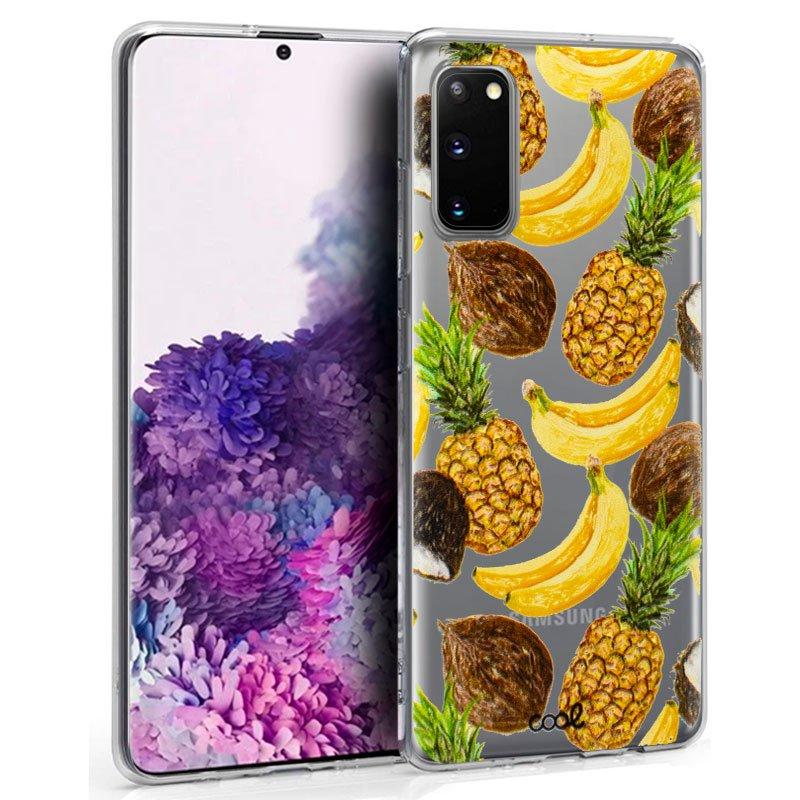 Carcasa Samsung G980 Galaxy S20 Clear Fruit