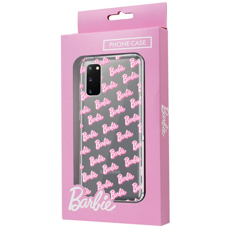 Carcasa Samsung G980 Galaxy S20 Licencia Barbie