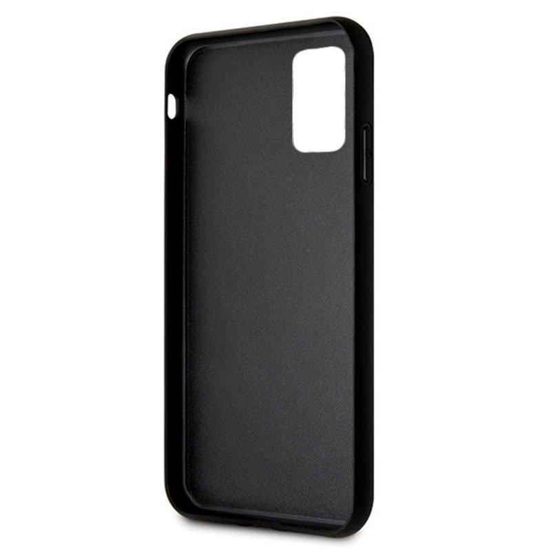 Carcasa Samsung G980 Galaxy S20 Licencia Guess Tela Negro