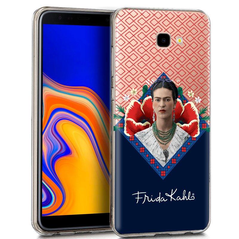 Carcasa Samsung J415 Galaxy J4 Plus Licencia Frida Kahlo Female