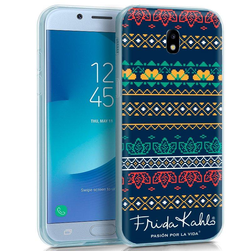 Carcasa Samsung J530 Galaxy J5 (2017) Licencia Frida Kahlo Estampado