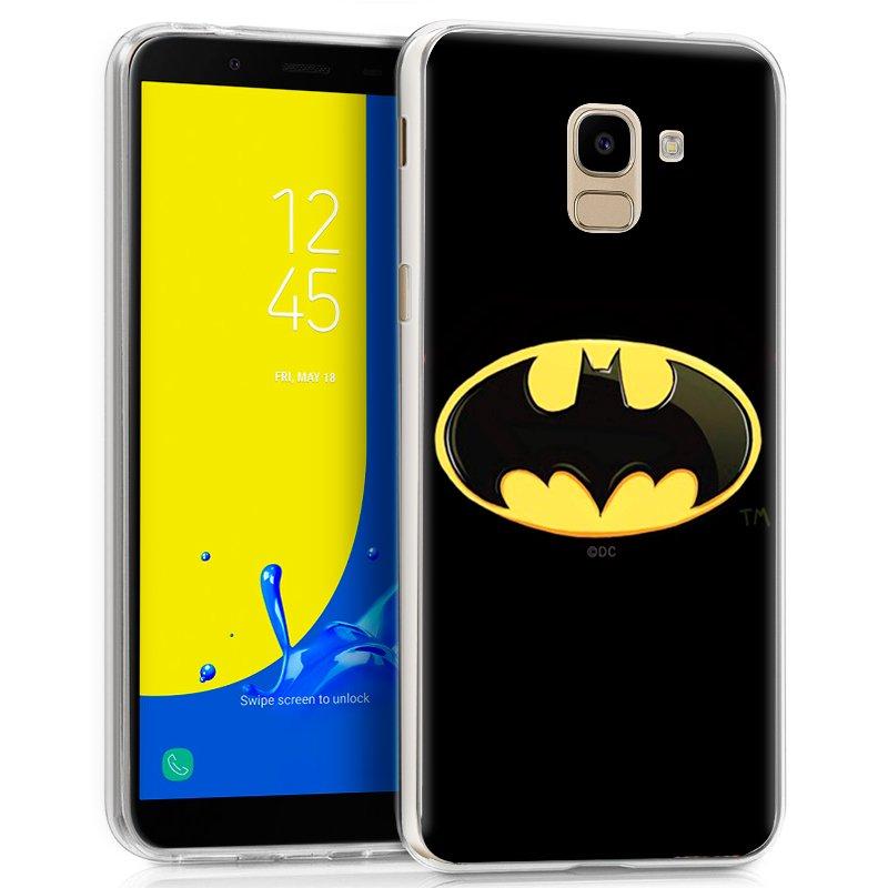 Carcasa Samsung J600 Galaxy J6 Licencia DC Batman