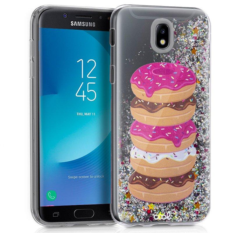 Carcasa Samsung J730 Galaxy J7 (2017) Glitter Roscos