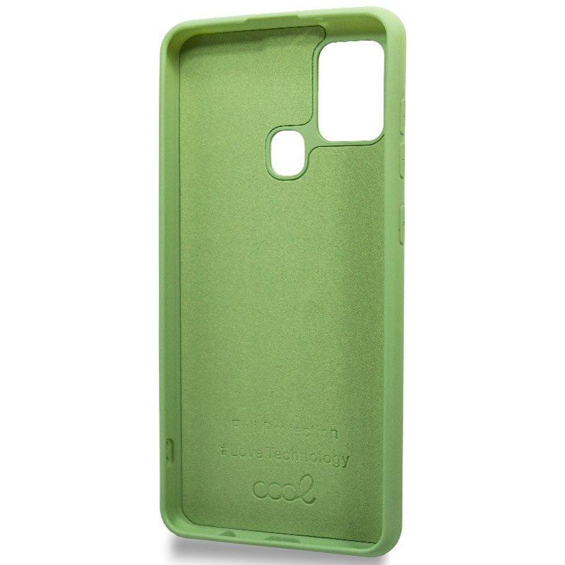 Carcasa Samsung M215 Galaxy M21 / Galaxy M31 Cover Pistacho