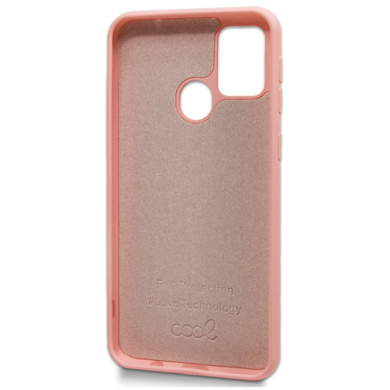Carcasa Samsung M215 Galaxy M21 / Galaxy M31 Cover Rosa