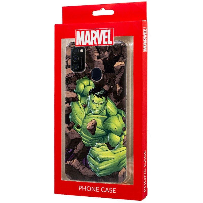 Carcasa Samsung M215 Galaxy M21 Licencia Marvel Hulk