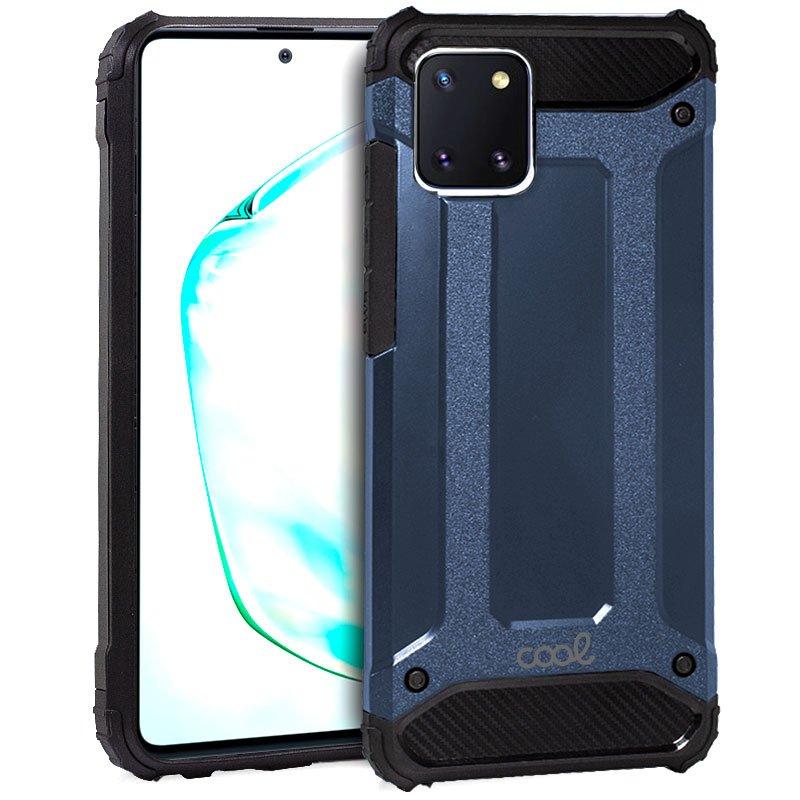 Carcasa Samsung N770 Galaxy Note 10 Lite Hard Case Azul