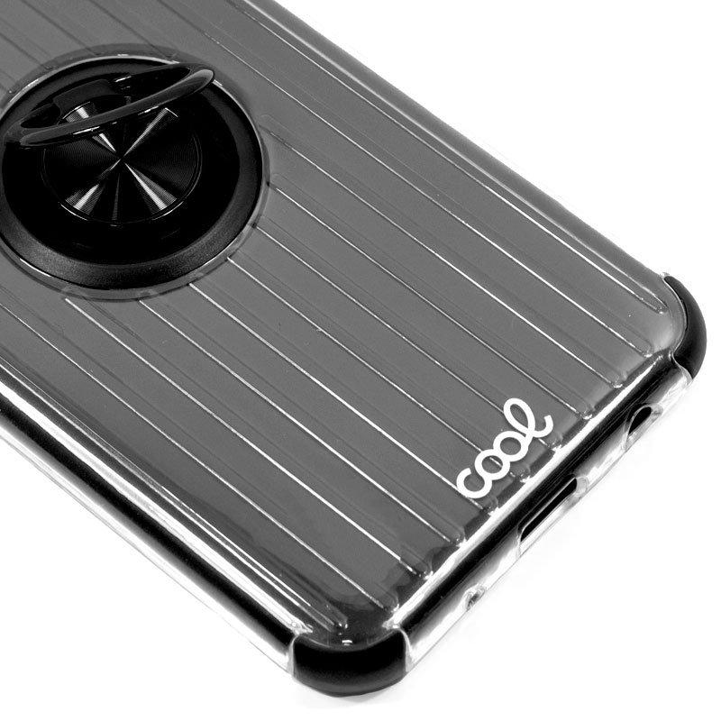 Carcasa Samsung N970 Galaxy Note 10 Hard Anilla Negro