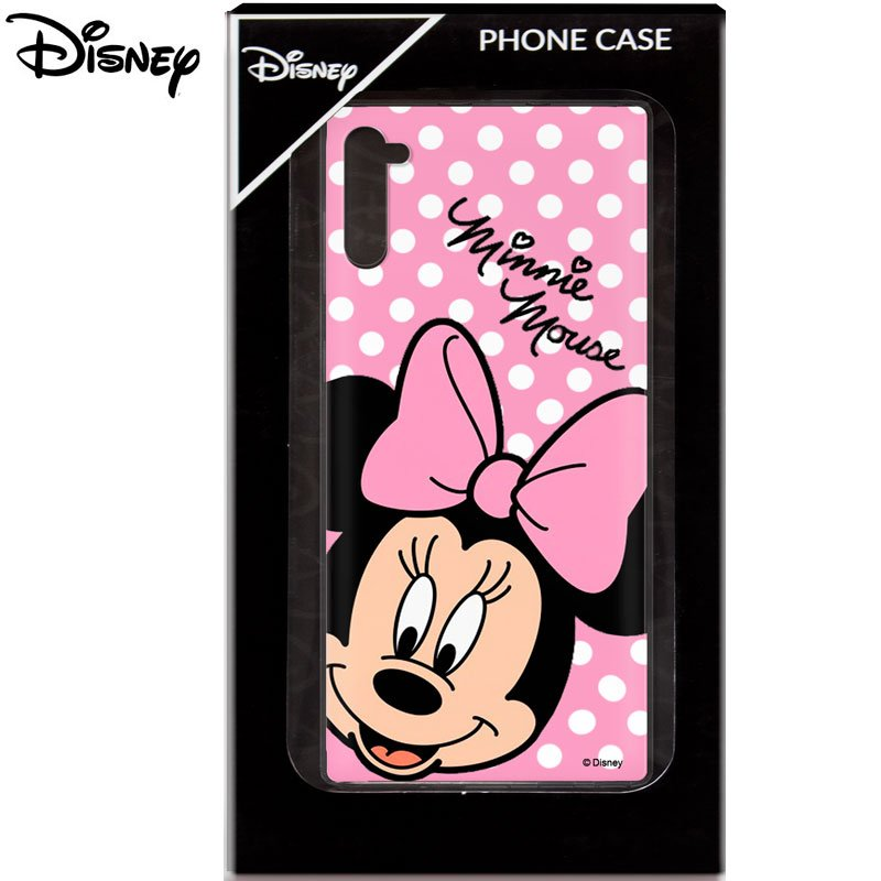 Carcasa Samsung N970 Galaxy Note 10 Licencia Disney Minnie