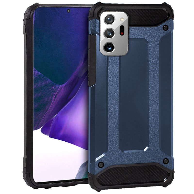 Carcasa Samsung N985 Galaxy Note 20 Ultra Hard Case Azul