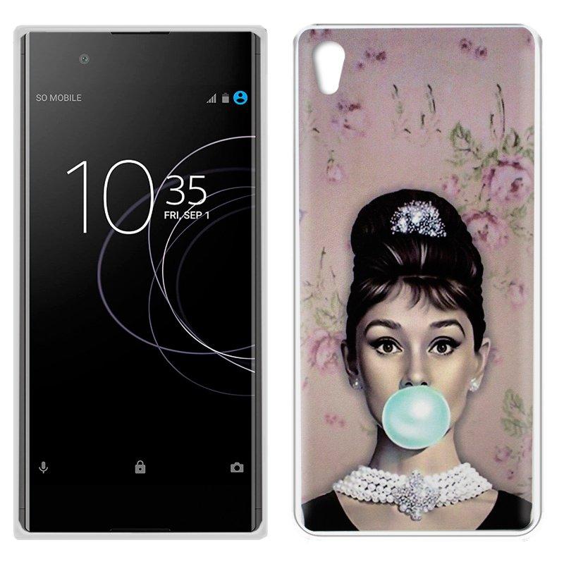Carcasa Sony Xperia XA1 Plus Dibujos Audrey