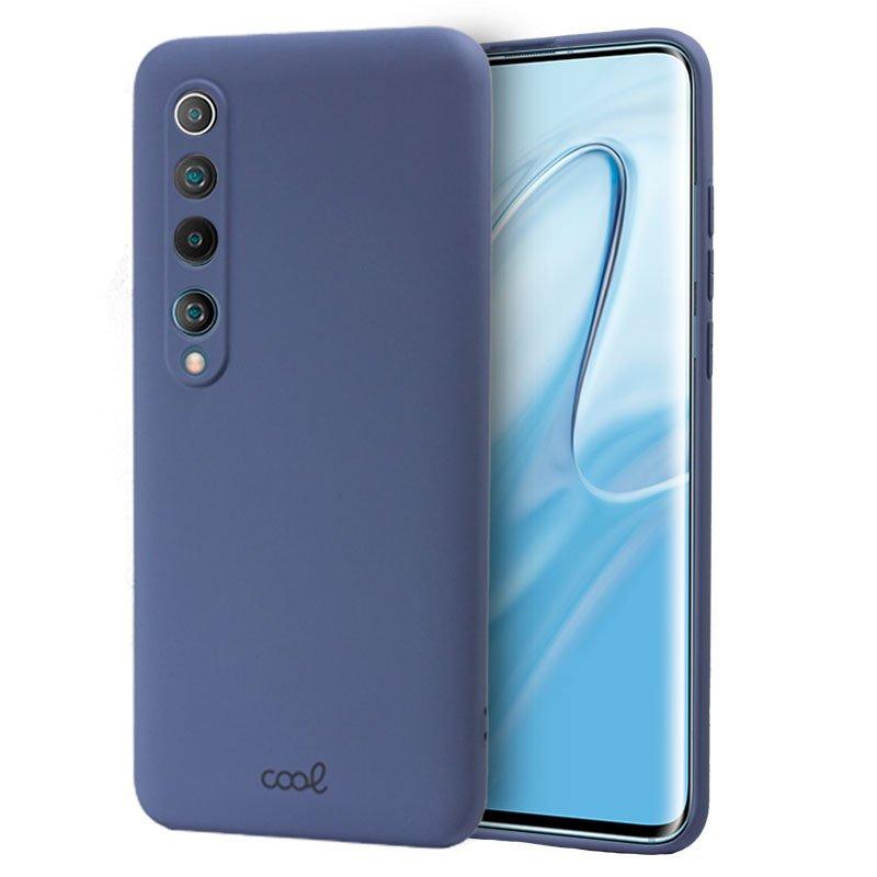 Carcasa Xiaomi Mi 10 Cover Azul