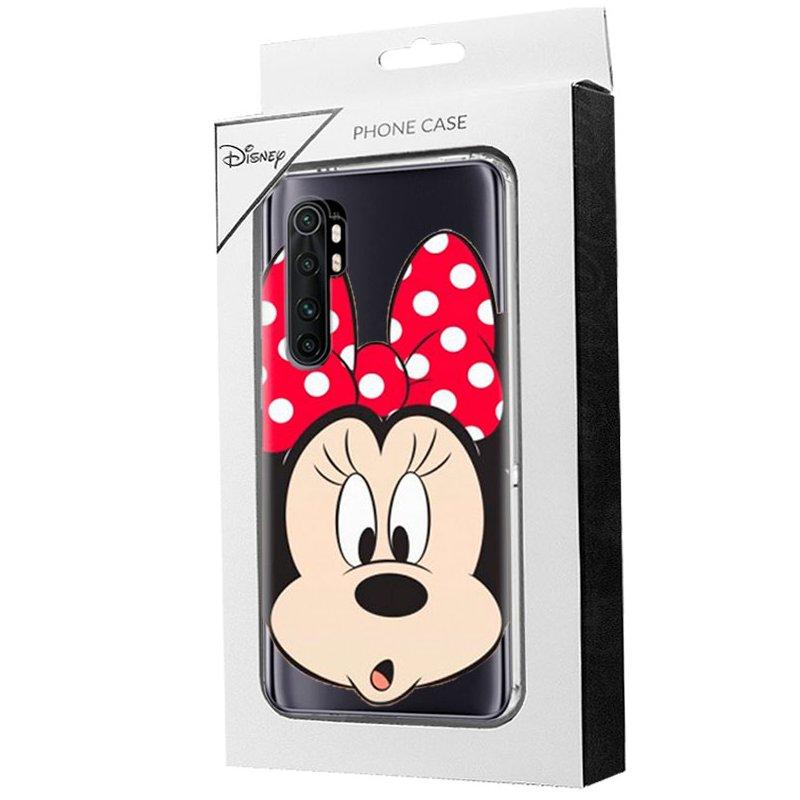 Carcasa Xiaomi Mi Note 10 Lite Licencia Disney Minnie