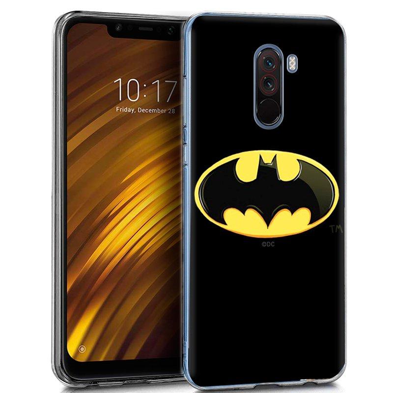 Carcasa Xiaomi Pocophone F1 Licencia DC Batman