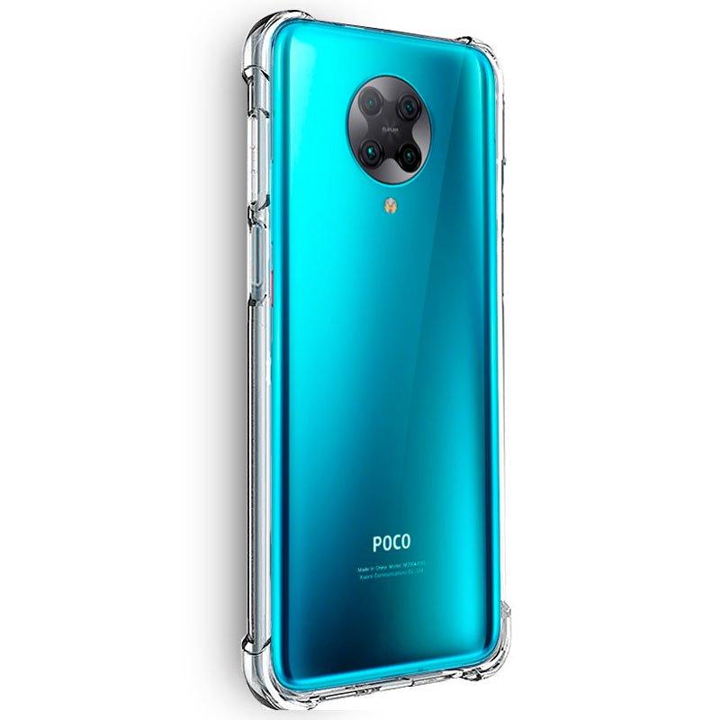 Carcasa Xiaomi Pocophone F2 Pro AntiShock Transparente