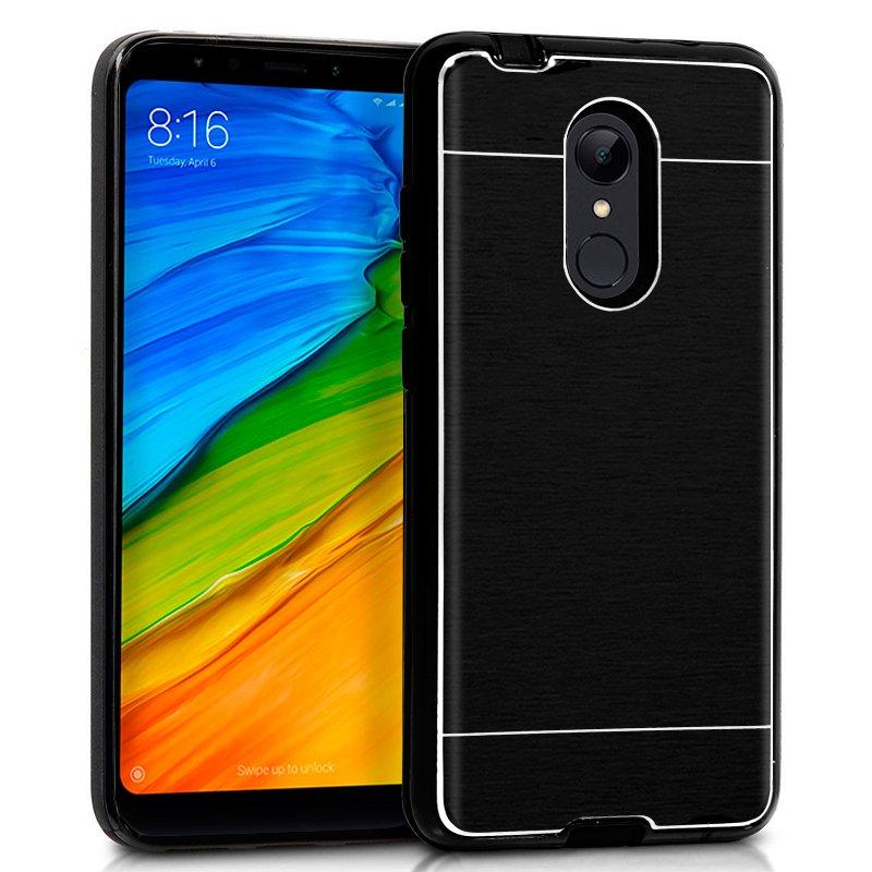 Carcasa Xiaomi Redmi 5 Aluminio Negro