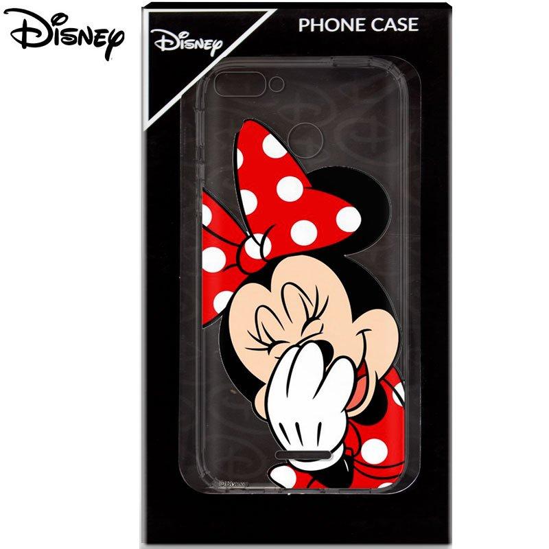 Carcasa Xiaomi Redmi 6 / 6A Licencia Disney Minnie