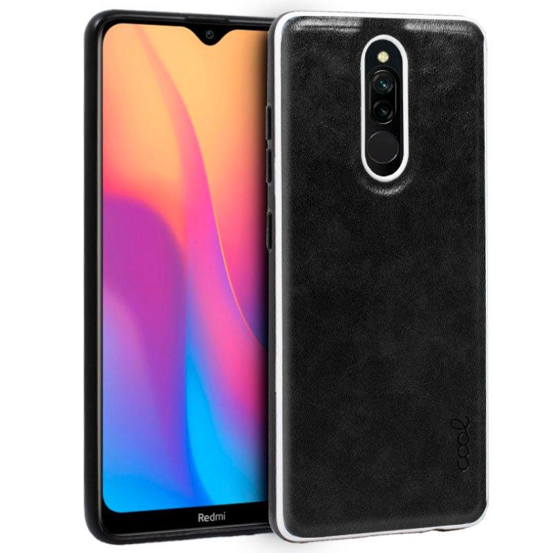 Carcasa Xiaomi Redmi 8 / 8A Bali Negro