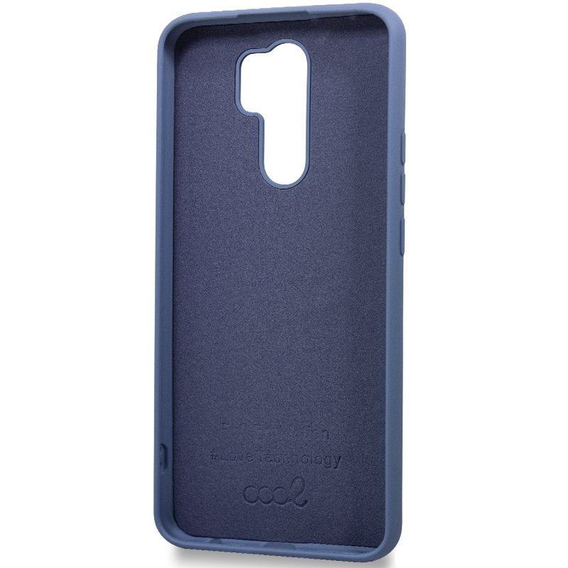 Carcasa Xiaomi Redmi 9 Cover Azul