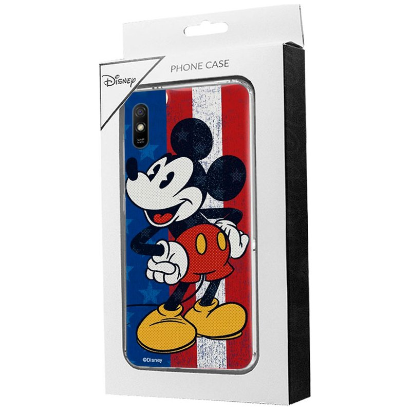 Carcasa Xiaomi Redmi 9A / 9AT Licencia Disney Mickey