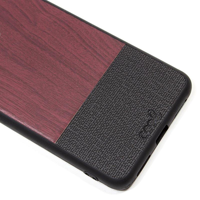 Carcasa Xiaomi Redmi Note 5A / Note 5A Prime Dibujos Madera Caoba