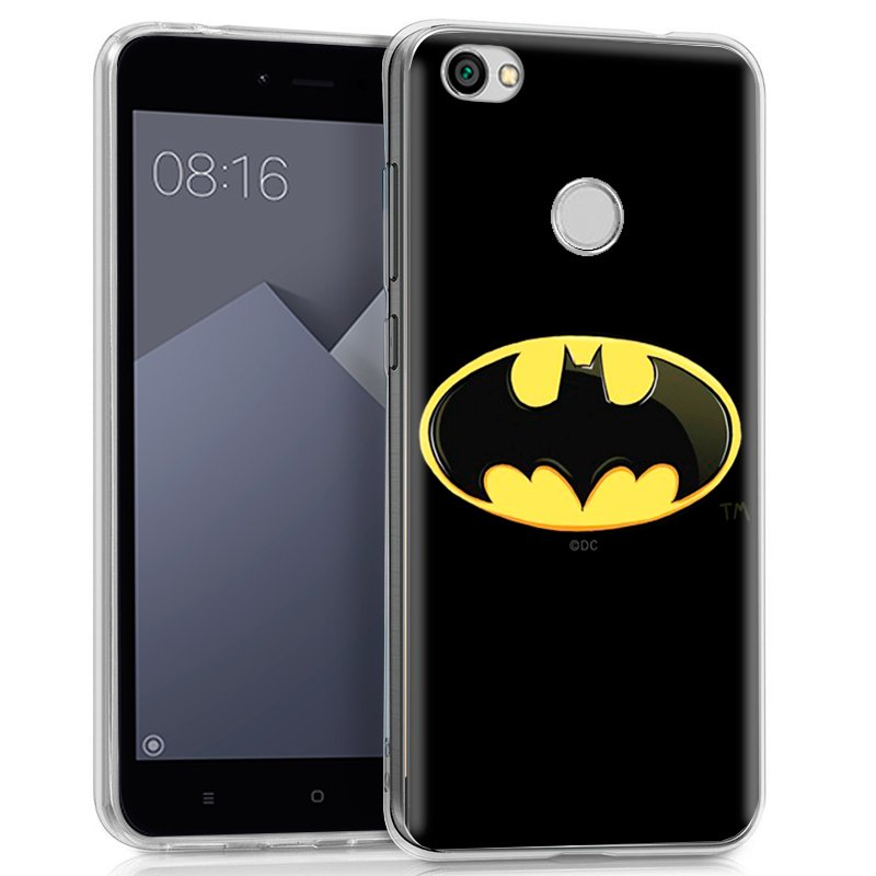 Carcasa Xiaomi Redmi Note 5A / Note 5A Prime Licencia DC Batman