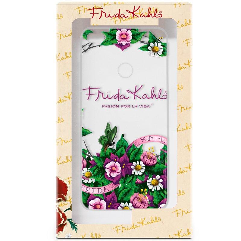 Carcasa Xiaomi Redmi Note 5A / Note 5A Prime Licencia Frida Kahlo Flores