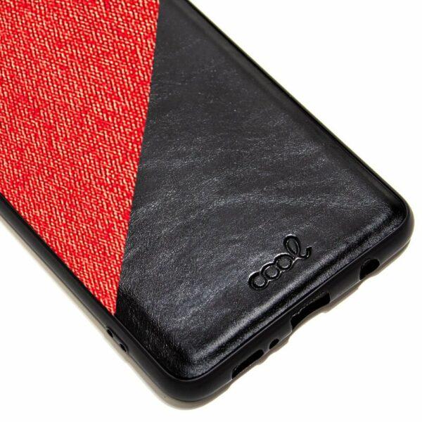 Carcasa Xiaomi Redmi Note 6 Pro Bicolor Rojo