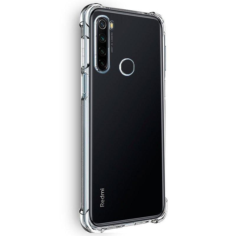 Carcasa Xiaomi Redmi Note 8 AntiShock Transparente