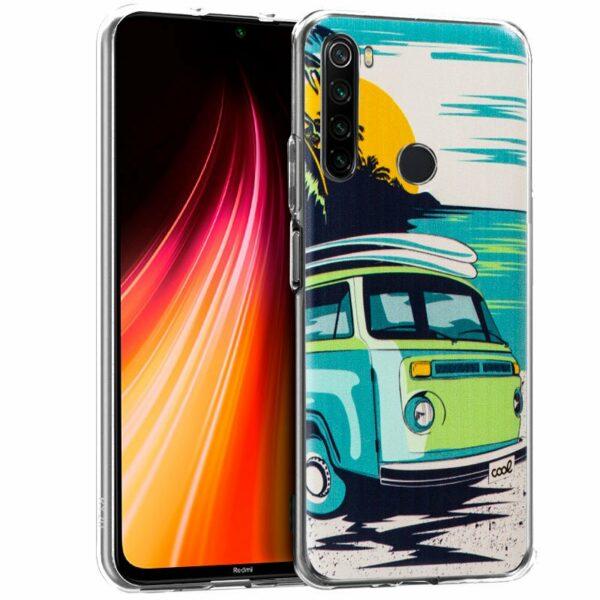 Carcasa Xiaomi Redmi Note 8 Dibujos Beach