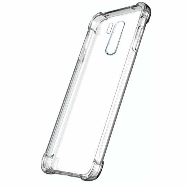 Carcasa Xiaomi Redmi Note 8 Pro AntiShock Transparente