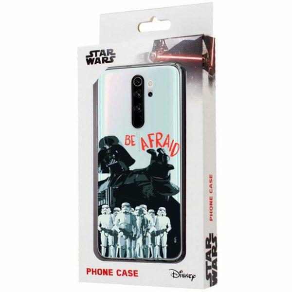 Carcasa Xiaomi Redmi Note 8 Pro Licencia Star Wars Darth Vader