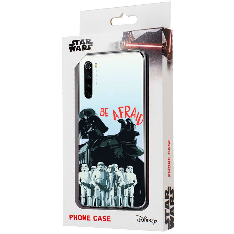 Carcasa Xiaomi Redmi Note 8T Licencia Star Wars Darth Vader