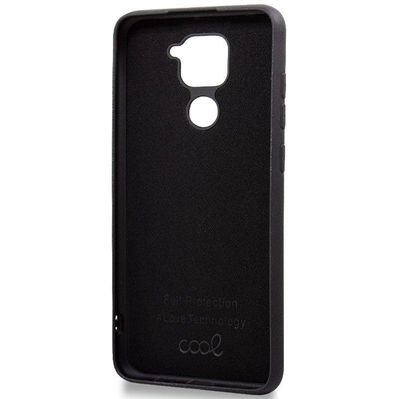 Carcasa Xiaomi Redmi Note 9 Cover Negro