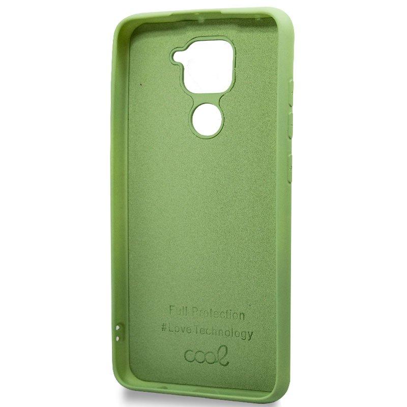 Carcasa Xiaomi Redmi Note 9 Cover Pistacho