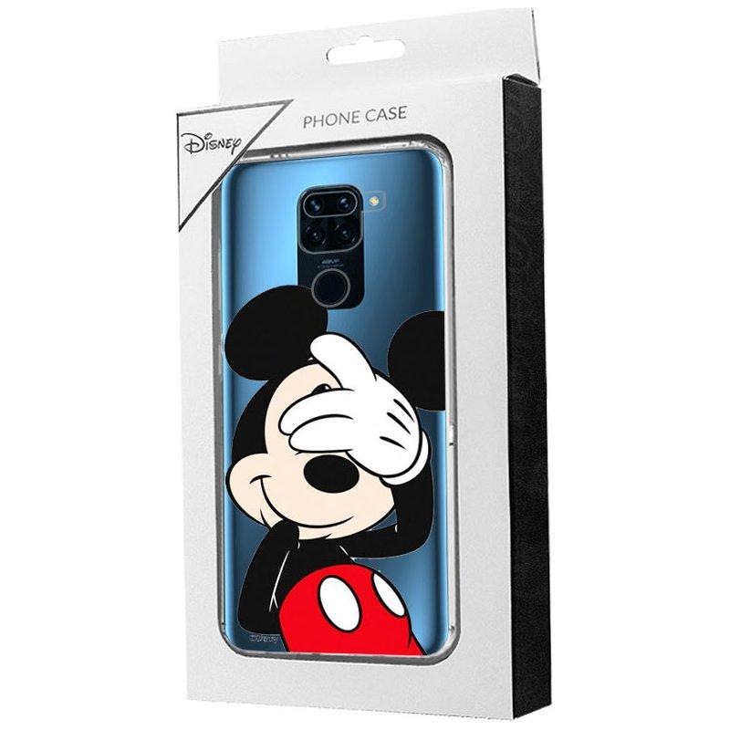 Carcasa Xiaomi Redmi Note 9 Licencia Disney Mickey