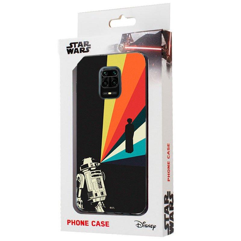 Carcasa Xiaomi Redmi Note 9S / Note 9 Pro Licencia Star Wars R2D2