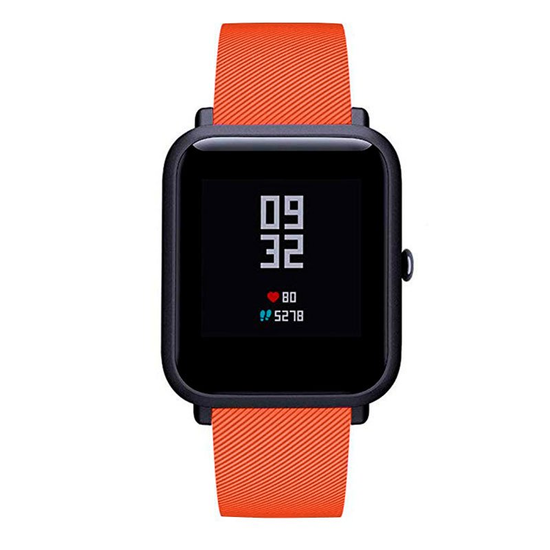 Correa Universal 20mm Amazfit Bip / GTS / Bip Lite / Huawei / Samsung / COOL Oslo Goma Coral