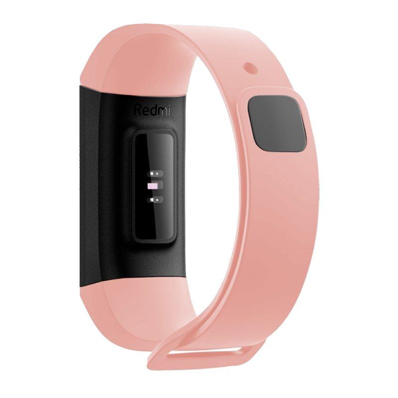Correa Xiaomi Mi Band 4C Liso Rosa