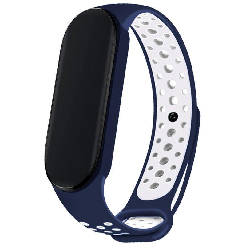 Correa Xiaomi Mi Band 5 Sport Azul