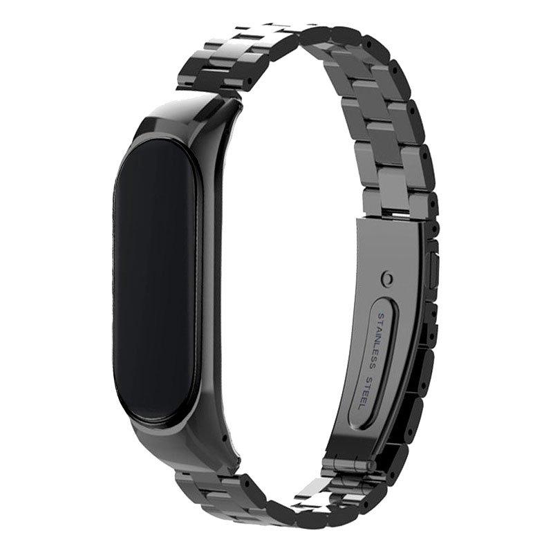 Correa Xiaomi Mi Band 5 Steel Negro