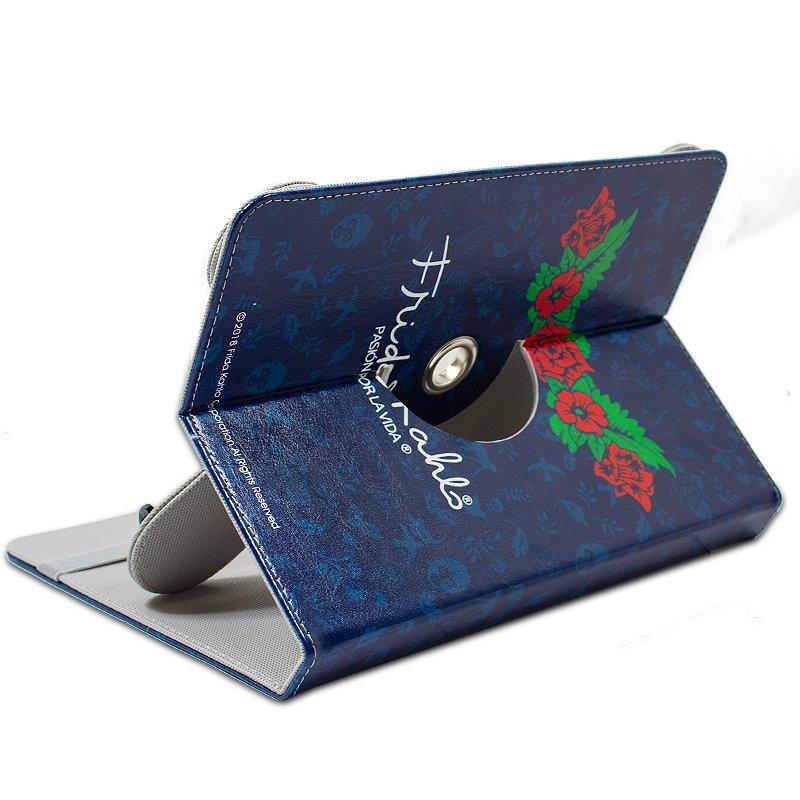 Funda Ebook Tablet 10 pulgadas Universal Licencia Frida Kahlo Woman