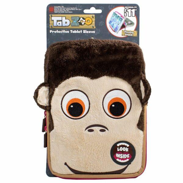 Funda Ebook Tablet 10 pulgadas Universal TabZOO Monkey + App