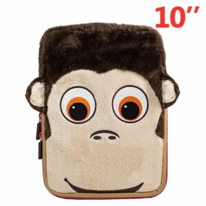 Funda Ebook Tablet 10 pulgadas Universal TabZOO Monkey + App