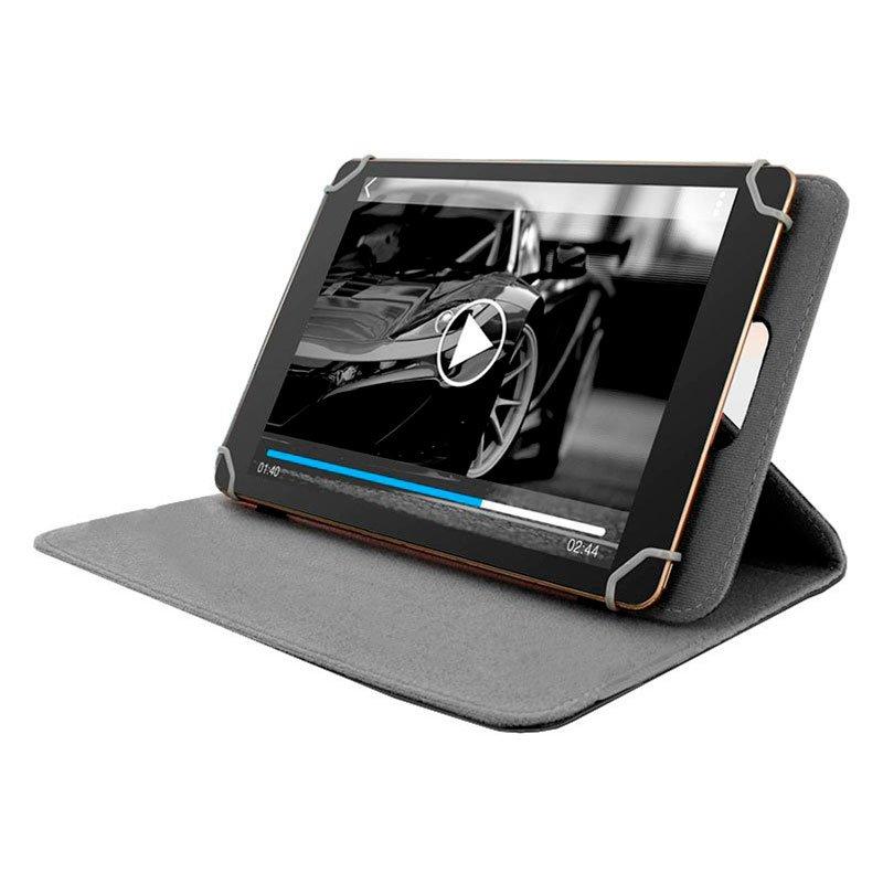 Funda Ebook / Tablet 7 pulgadas Universal Licencia Disney Minnie Negro