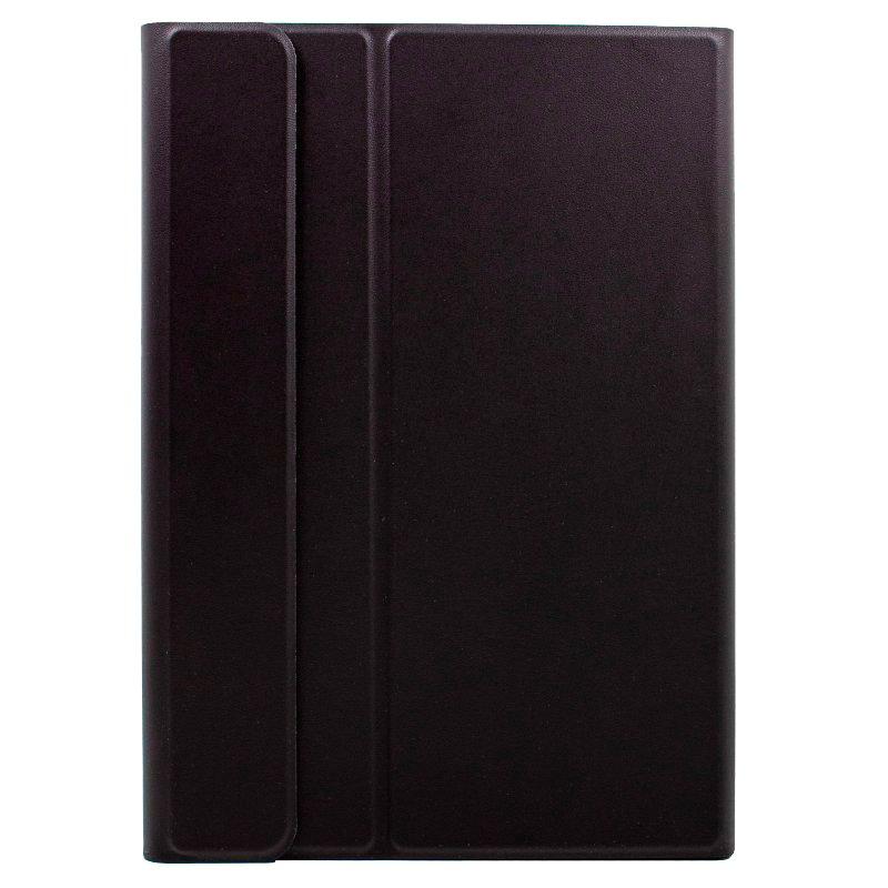 Funda Ebook / Tablet 9 - 10.2 pulg Liso Negro Polipiel Teclado Bluetooth